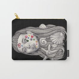 Between the Devil and the Deep Blue Sea Carry-All Pouch