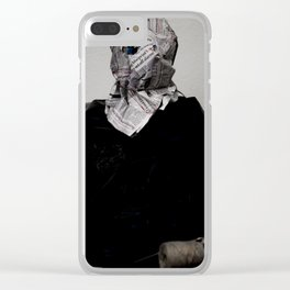 Strangled by Strength: The Fall of an Empire Clear iPhone Case