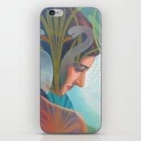 nouveau iPhone & iPod Skins featuring Nouveau by Patrick soper