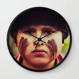 Ricky Baker Wall Clock