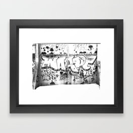 Warp FST '00 Framed Art Print