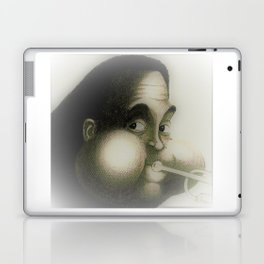 Dizzy Gillespie Laptop & iPad Skin