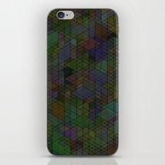 Panelscape - #7 society6 custom generation iPhone & iPod Skin