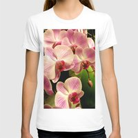 orchid T-shirts featuring orchid by Bitifoto