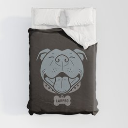 LARPBO Bully Head Duvet Cover