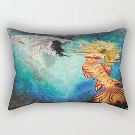 Unconditional Love Rectangular Pillow