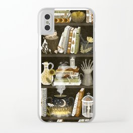 herbalist Clear iPhone Case