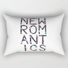 New Romantics Rectangular Pillow