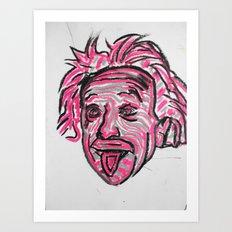 E=MCSquared! Art Print