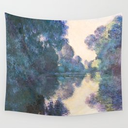 Meeting with Monet Wall Tapestry