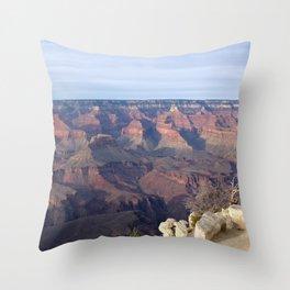 Grand Canyon #11 Throw Pillow