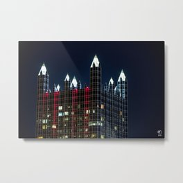 PPG Place Metal Print