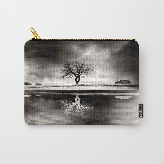 SOLITARY REFLECTION Carry-All Pouch