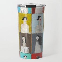Treinta y Seis Mujeres Travel Mug