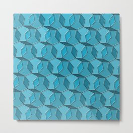 Geometrix 159 Metal Print