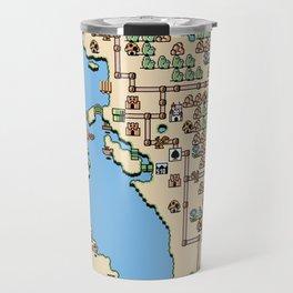 Overworld. Travel Mug