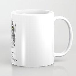 Owl Nurse Coffee Mug