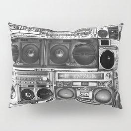 house of boombox Pillow Sham