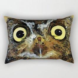 """""""Owlivia"""" Rectangular Pillow"""