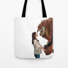 Inside the labyrinth, Ludo Tote Bag