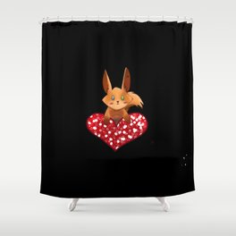 Kawii BFS Shower Curtain