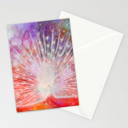 ALBINO ON COLOR 2 Stationery Cards
