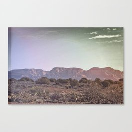 The Magic Mountain Canvas Print
