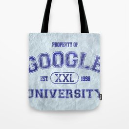 Google University Tote Bag