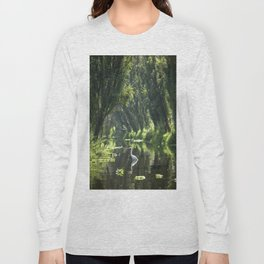 Green lake Long Sleeve T-shirt