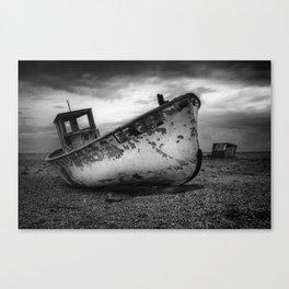 The Trawler Canvas Print