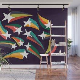 Shooting star Wall Mural