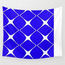 Avis Blue Wall Tapestry