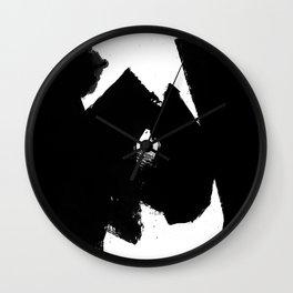 Abstraction - Yang Xiaojian Wall Clock