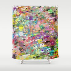 Colorisma Shower Curtain