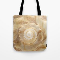 Lightning Whelk Seashell Tote Bag