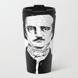 Persistence of Poe Metal Travel Mug