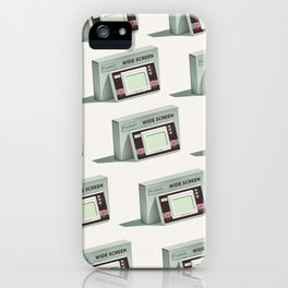 Lo-Fi goes 3D - Handheld Game Console iPhone Case
