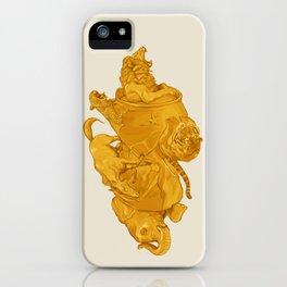 GOODBYE MY BEER iPhone Case