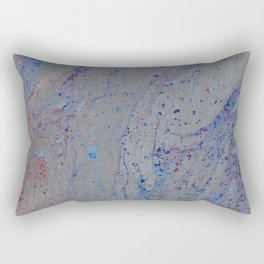 Frayed Rectangular Pillow