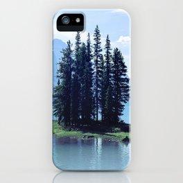 Spirit Island: Canadian Serenity iPhone Case