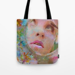Maquillage Tote Bag