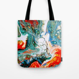 Chinese dragons Tote Bag