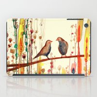 les mis iPad Cases featuring les gypsies by sylvie demers