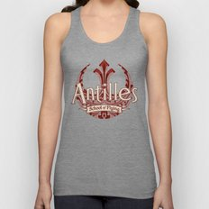 Antilles School of Flying Unisex Tank Top