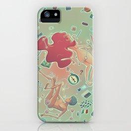 Womb iPhone Case