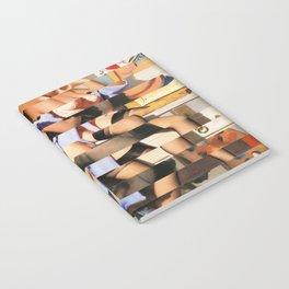 Glitch Pin-Up Redux: Whitney Notebook