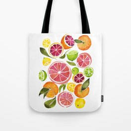 All the Citrus Tote Bag