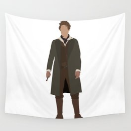 Eighth Doctor: Paul McGann Wall Tapestry