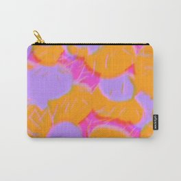 Paint Blotch Pattern Carry-All Pouch