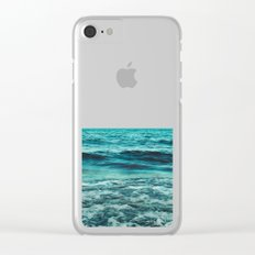Ocean Love #society6 #oceanprints #buyart Clear iPhone Case